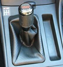 Honda Civic 06 07 08 09 10 11 Eighth Gen Carbon Fiber Look Shift Boot