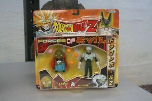 2003 DragonBall Z, Forces of Evil , BADI & PUI PUI  2-Pack Figure Set. JAKKS