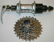 Shimano Capreo Rear Hub AND 9 Spd 9-26 Cassette Dahon; Tern; Bike Friday NEW !