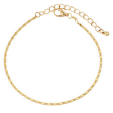 Barefoot chains heart Pendant 4Pcs Chic Womens Multi-layer Anklet Beach