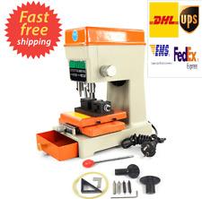 Key Cutting Machine Car Door Key Copy Machine 368A Locksmith Tool Fast Shipping