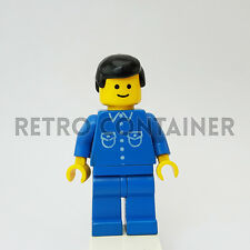 LEGO Minifigures - 1x but019 - Man - Classic Town Omino Minifig Set 6693