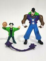 BATMAN BEYOND J's Gang Power Throw Hasbro 1999 Joker DC Comics Action Figure