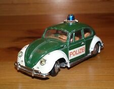 Corgi 492 VW 1200 European Police Polizei Original Model (09183)