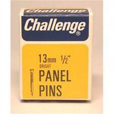 Challenge Panel Pins - Bright Steel (box Pack), 13mm