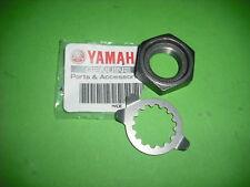 - Yamaha dt125r dt125re dt125x dt wr200 WR piñón madre chapa chapa de copia de seguridad