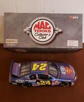 Mac Tools JEFF GORDON #24 DuPont SUPERMAN 1:24 Scale NASCAR 1999 Monte Carlo NIB