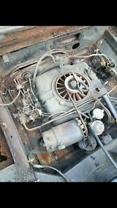 1963 Chevrolet Corvair Monza 900 complete 80hp engine 145 manual running