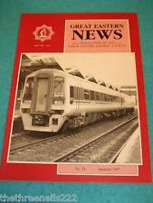 GREAT EASTERN NEWS # 91 - SUMMER 1997