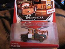 DISNEY PIXAR CARS 2 DELUXE WAITER MATER