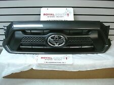 Toyota Tacoma 2012 - 2015 Sport Magnetic Gray 1G3 Painted Grille Genuine OEM OE