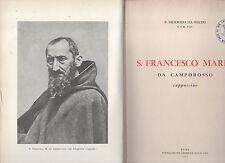 san francesco maria da camporosso cappuccino- a cura di p.teodosio da voltri