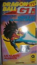 VHS - DE AGOSTINI/ DRAGON BALL GT - VOLUME 31 - EPISODI 2