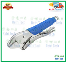 "Neilsen Locking Adjustable Vice Pliers Curved Jaw Mole Grips Plier 10"" 250mm UK"