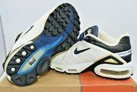 Nike Air Max Tailwind (GS) WHITE/MALIN-BLACK-NTGL GREY KIDS 5 (855058 141)
