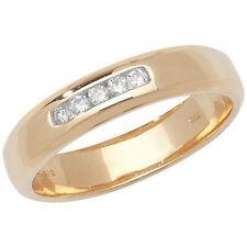 Unbranded Wedding Band Fine Diamond Rings
