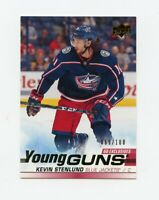 19/20 UPPER DECK YOUNG GUNS EXCLUSIVES ROOKIE RC KEVIN STENLUND 069/100 *66441