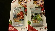 2x MapleStory iTCG Set 2 OMG Bosses! factory sealed booster packs