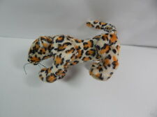 "World of Miniature Bears 3""x3"" Plush Leopard #5781-L Collectible Leopard"