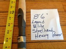 "St.croix Legend Elite steelhead rod handle 8' 6""heavy power"
