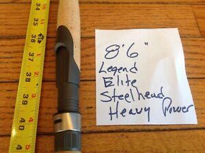"St.croix Legend Elite steelhead rod handle 8' 6""heavy power"