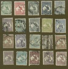 Australia  Fantastic Lot of 20 Different  Used Roos