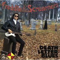 CD Freddie & The Screamers- death letter blues