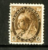 Canada Stamps # 80 JUMBO USED