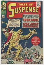 TALES OF SUSPENSE #44, MARVEL 1963, VG, RK COLLECTION, VS THE MAD PHAROAH