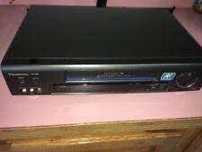 Panasonic Pv-7662 Vhs Player Vcr 4 Head Omnivision DynAmophous metal