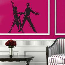 Wall Room Decor Art Vinyl Sticker Mural Decal Ballet Dance Women Ballerina FI357