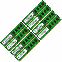 Memory RAM 4 Desktop PC DDR3 1066 MHz PC3 8500 240 PIN CL7 Non-ECC 2 x LOT GB