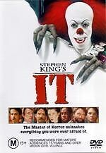 It (Stephen King's) * NEW DVD * (Region 4 Australia)