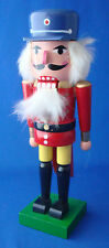 "10"" wooden Christmas nutcracker wood toy soldier Trim Trend Seasonal Specialties"