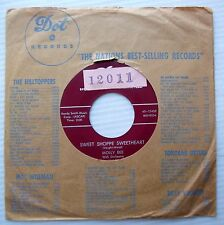 MOLLY BEE teen 45 SWEET SHOPPE SWEETHEART From the Wrong Side of Town VG++ F1047