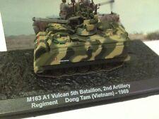 1/72 M163 A1 VULCAN 5th BATAILLON 2nd ARTILLERY DONG TAM VIETNAN TANK ALTAYA