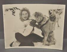 Jinx Faulkenberg With Husky Sled Dogs- Camp Hale, Colorado - Winston Pote Photo