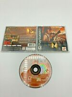 Sony PlayStation 1 PS1 PSOne CIB Complete Tested The Mummy Ships Fast MINT