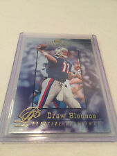 2000 Playoff Prestige Football Drew Bledsoe New England Patriots #229 serial #'d