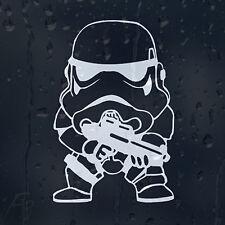 Funny Star Wars Trooper Clone Car Decal Vinyl Sticker For Bumper Window Panel