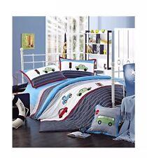 MeMoreCool Home Textile Embroidery Cartoon Car Design Kids (GG)