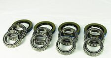 Wide-5 Hub Bearing and Seal Kits {4 Sets}