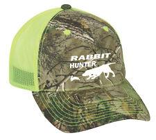 Cap Hat Camouflage Green Mesh Back Beagle Hunter Hunting Rabbit Dog Hound