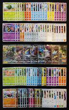JAPANESE Pokemon SM4S SM4A Complete Set RR GX 100 cards NM/M