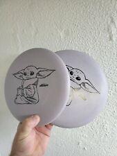 Discraft Baby Yoda special blend LUNA PAIR star wars sitting child 173-174
