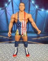 Kurt Angle WWE Ruthless Aggression Series WWF Jakks WRESTLING FIGURE