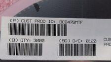 (50 PER LOT) TRANSISTOR, BC847BMTF, NPN 45V 0.1A SOT-23
