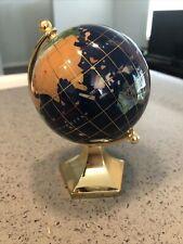 small world Globe Gemstone