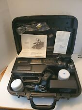 New listing Vtg Sears Vhs Video Recorder Case/Access Mic Battery Lens Flash 934.53792090