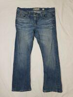 BKE Payton Womens Bootcut Stretch Jeans Size 34x29